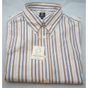Gardeur shirt Timo wit