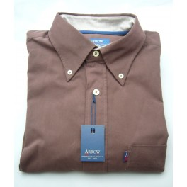 Arrow shirt Brown
