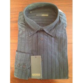 Stones shirt Slimfit Blue