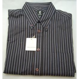Gardeur shirt Timo zwart